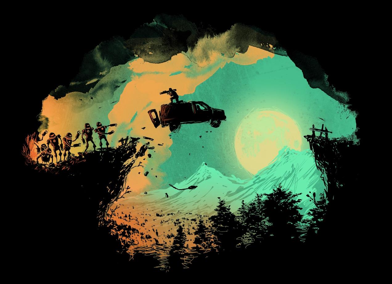 Leap Of Faith By Budi Satria Kwan Threadless