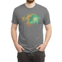 Leap of Faith - mens-triblend-tee - small view