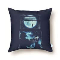 Everyone's Gone to the Moon - throw-pillow - small view