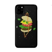 Planetary Discovery 8932: Cheeseburger - perfect-fit-phone-case - small view
