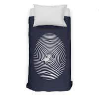 Octo-print - duvet-cover - small view