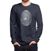 Octo-print - mens-long-sleeve-tee - small view