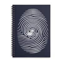 Octo-print - spiral-notebook - small view