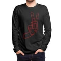 Peace Bang - mens-long-sleeve-tee - small view