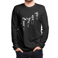 Bag o' Bones Boogie - mens-long-sleeve-tee - small view