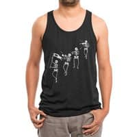 Bag o' Bones Boogie - mens-triblend-tank - small view