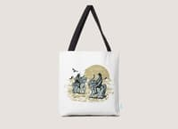 Ma Lil' Outlaws - tote-bag - small view