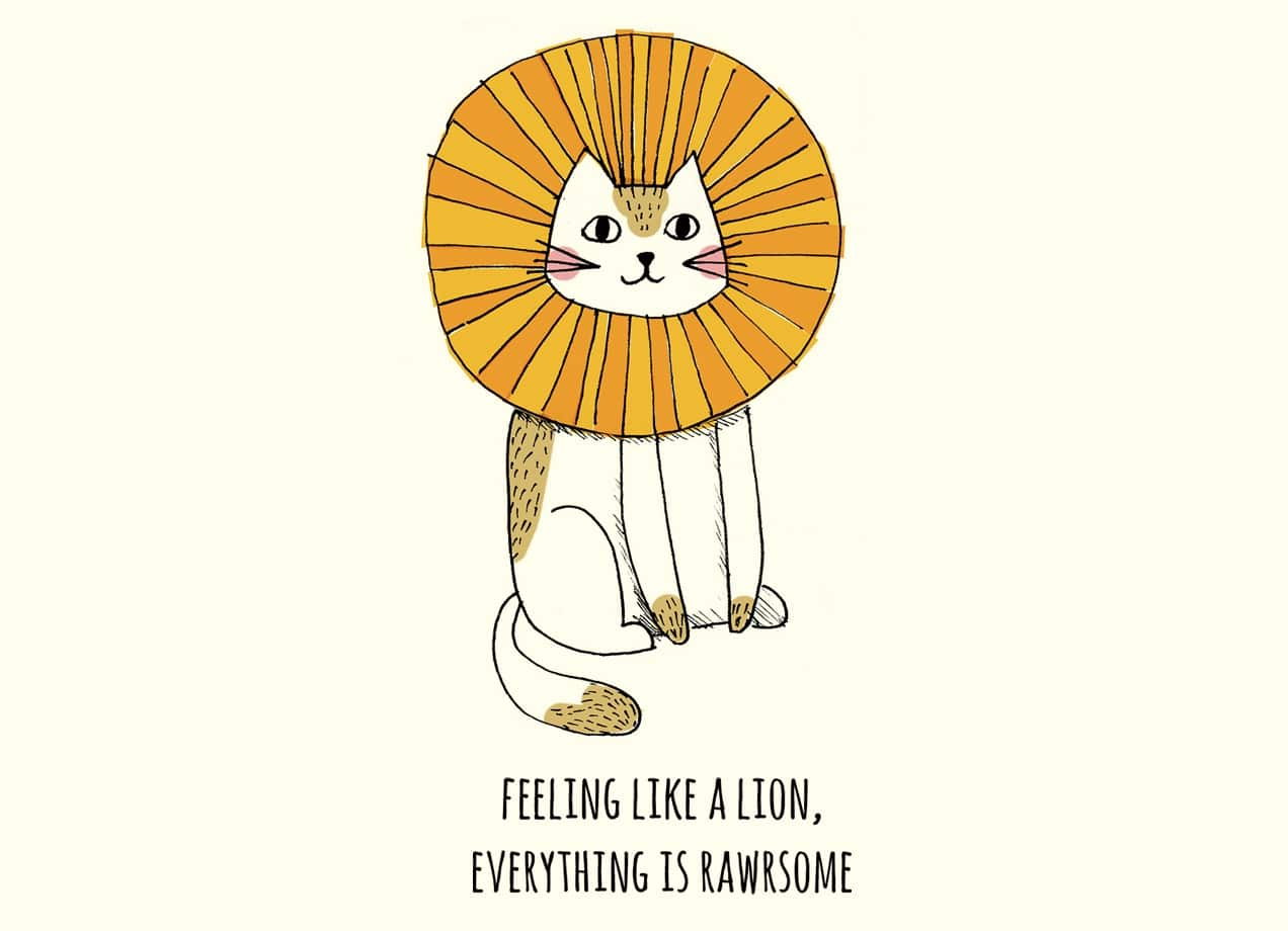 Everything Is Rawrsome By Virginie Caplet Threadless