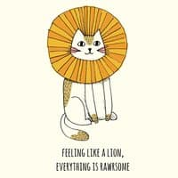 Everything is Rawrsome - small view