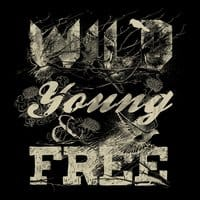 WILD, YOUNG & FREE - small view