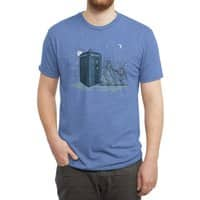 Come Away with Me - mens-triblend-tee - small view