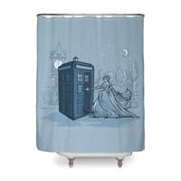 Come Away with Me - shower-curtain - small view