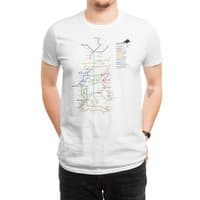 The Bus is Coming. - mens-regular-tee - small view