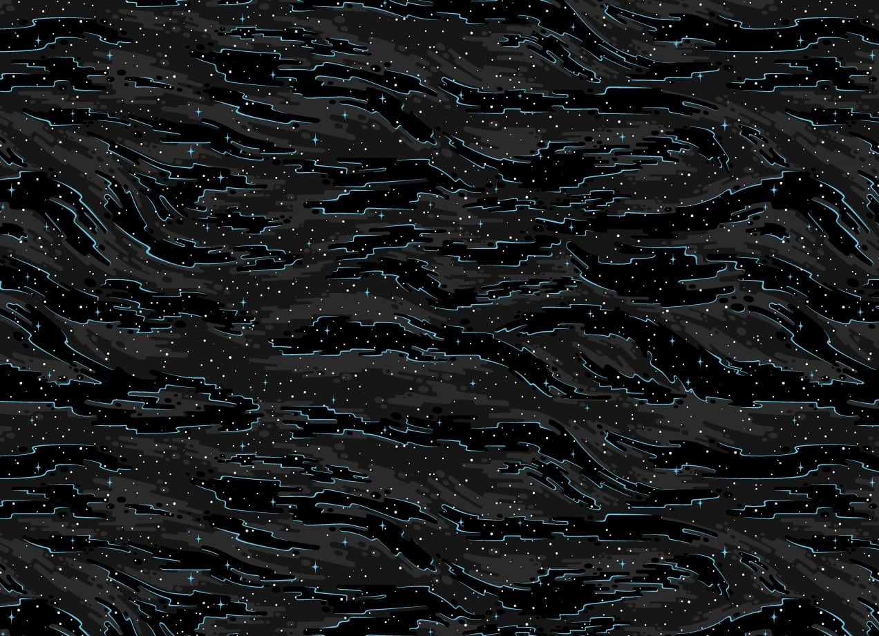 Space Camo By Maxime Archambault Threadless