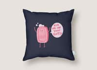 Lil' Soap - throw-pillow - small view