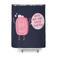Lil' Soap - shower-curtain - small view