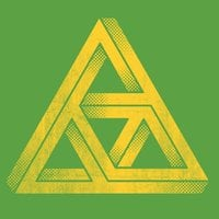 Penrose Triforce - small view