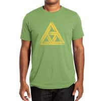 Penrose Triforce - mens-extra-soft-tee - small view