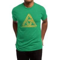 Penrose Triforce - mens-triblend-tee - small view