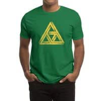 Penrose Triforce - mens-regular-tee - small view