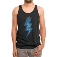 Thunder City - mens-triblend-tank - small view