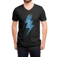 Thunder City - vneck - small view