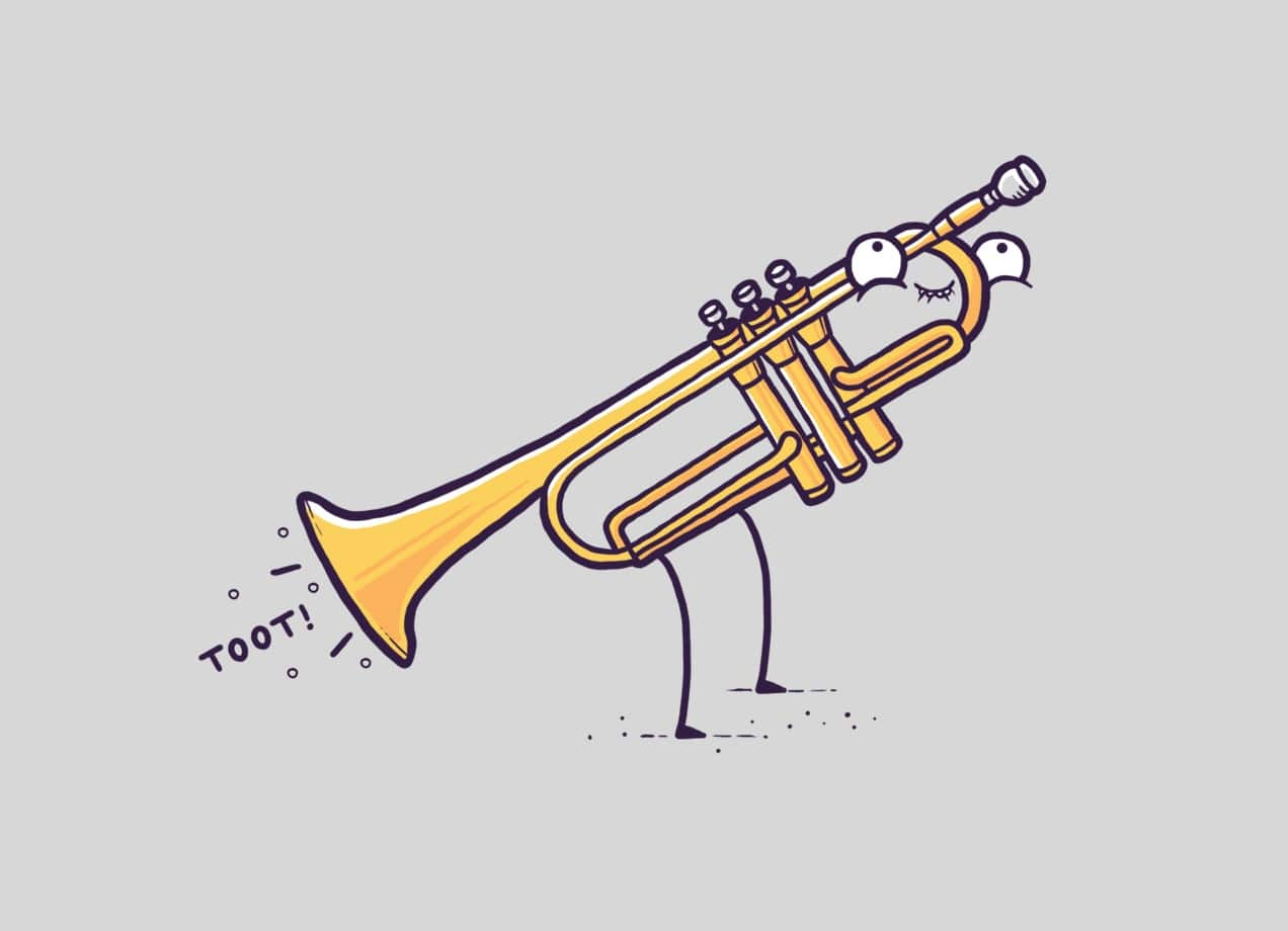 Toot By Randyotter Threadless