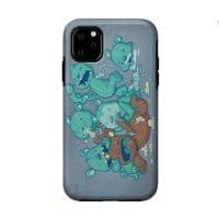 The Teddy Bear Picnic - double-duty-phone-case - small view