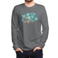 The Teddy Bear Picnic - mens-long-sleeve-tee - small view