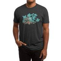 The Teddy Bear Picnic - mens-triblend-tee - small view