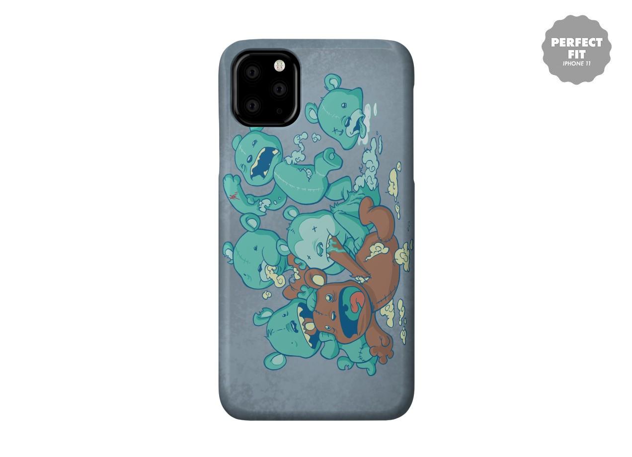 Teddy Bear Picnic iphone case