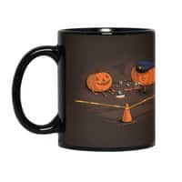 Crime Scene - black-mug - small view