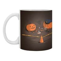 Crime Scene - white-mug - small view