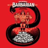 The Barbarian - small view