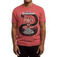 The Barbarian - mens-triblend-tee - small view