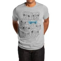 Hot Dog - mens-extra-soft-tee - small view