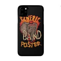 Generic Crazy Band Shirt - perfect-fit-phone-case - small view