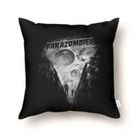 Parazombies - throw-pillow - small view