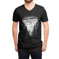 Parazombies - vneck - small view
