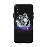 Color Sailing - double-duty-phone-case - small view