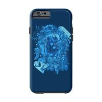 Fantasy Space - double-duty-phone-case - small view
