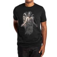 I've Forgotten Why I Shouldn't Blink - mens-extra-soft-tee - small view