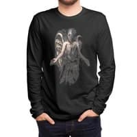 I've Forgotten Why I Shouldn't Blink - mens-long-sleeve-tee - small view