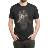 I've Forgotten Why I Shouldn't Blink - mens-triblend-tee - small view
