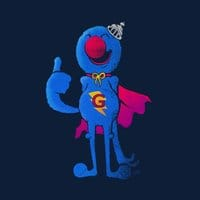 Supppppperrrrrrr Grover! - small view
