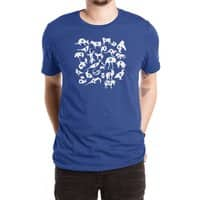 Alphabet Zoo - mens-extra-soft-tee - small view