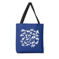 Alphabet Zoo - tote-bag - small view