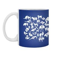 Alphabet Zoo - white-mug - small view