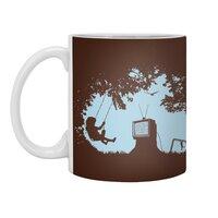 Get Some Fresh Air - white-mug - small view
