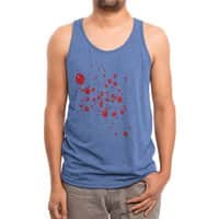 99 Luftballons - mens-triblend-tank - small view